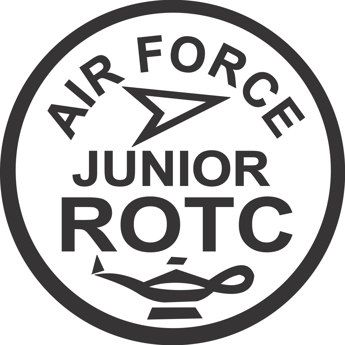Air Force Jr ROTC Official