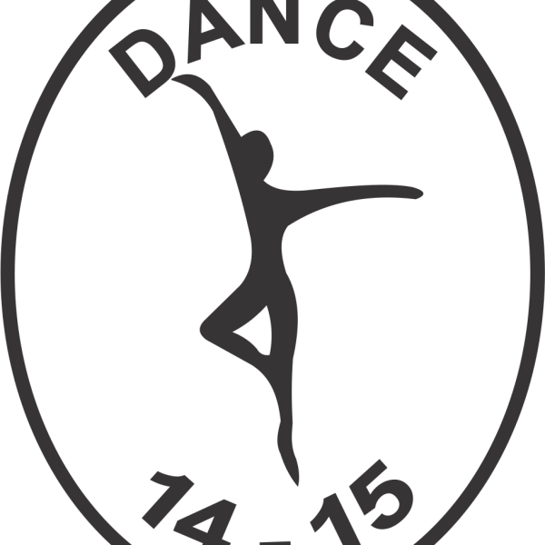 Dance Patch Embroidered