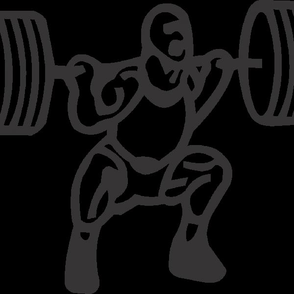 Male Powerlifter