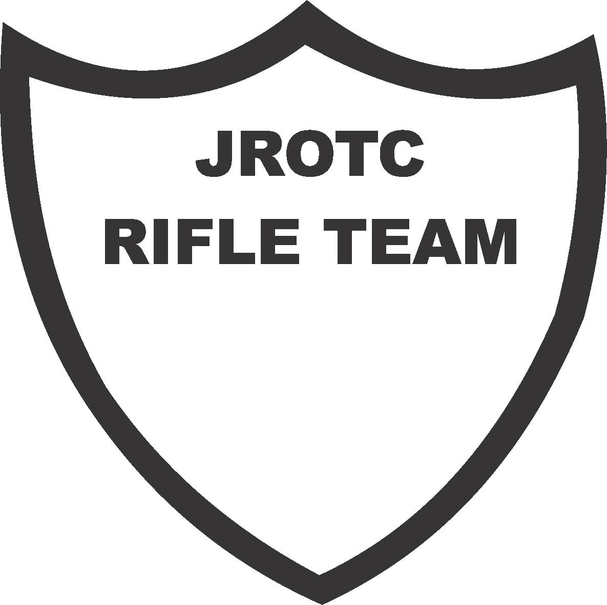 Rifle Team Shield