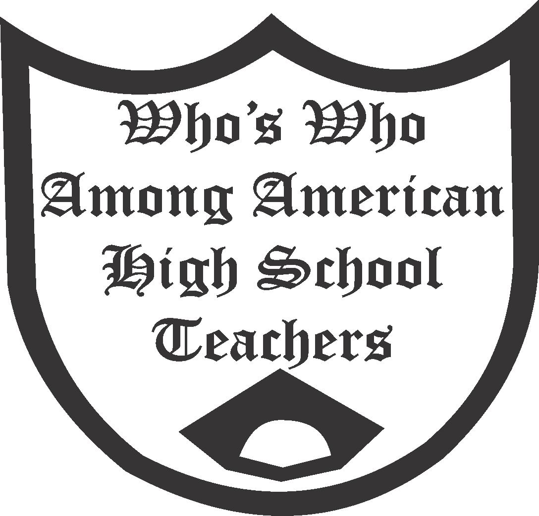 Who's Who Teachers